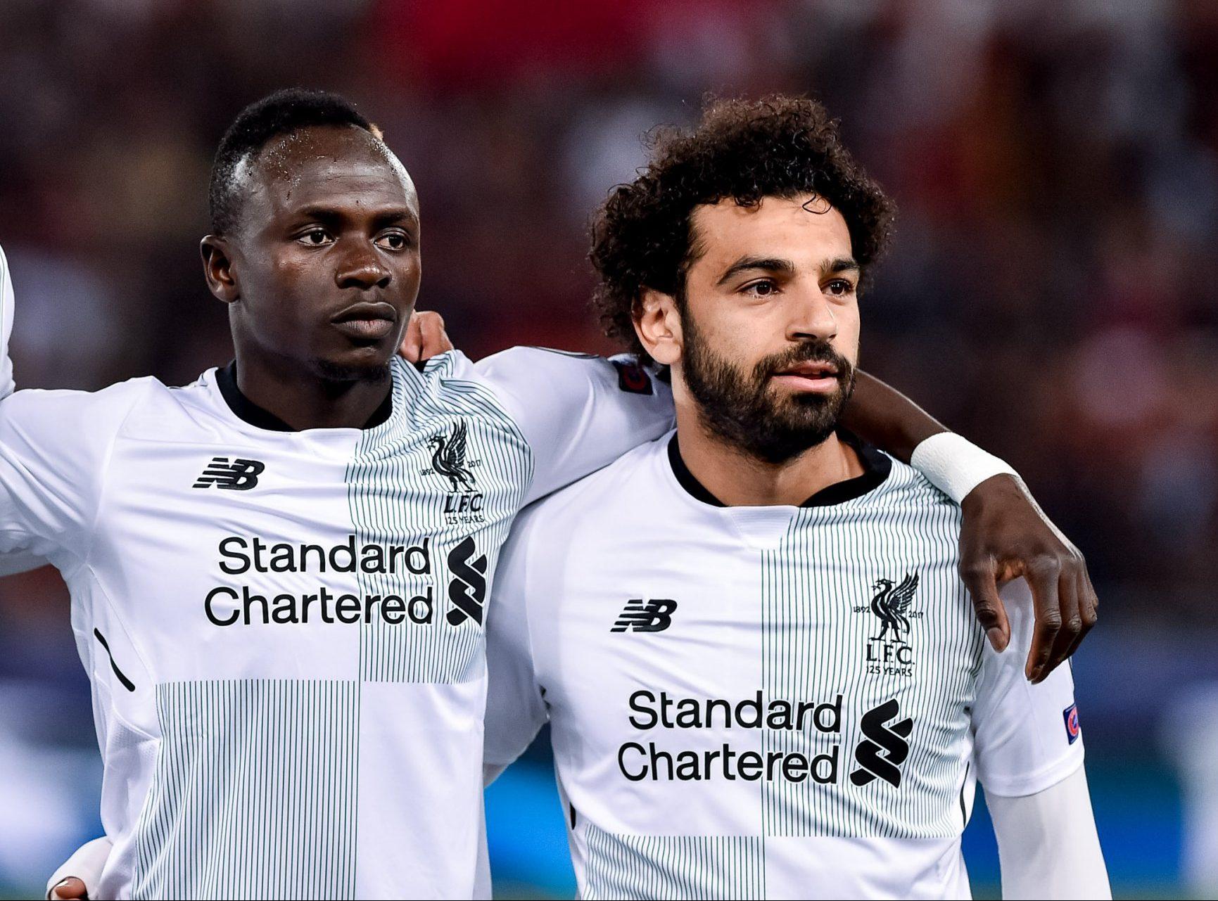 Mohamed Salah, Roberto Firmino and Sadio Mane break Champions League record held by Cristiano Ronaldo, Gareth Bale and Karim Benzema