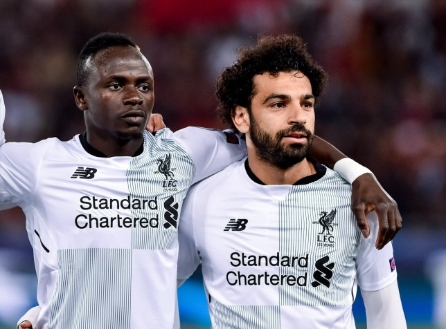 Jamie Carragher favours Sadio Mane over Mohamed Salah (Picture: Getty)