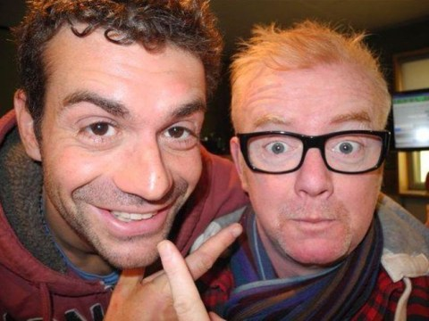 Where is Chris Evans this morning as Vassos Alexander replaces him on Radio 2?