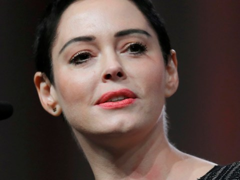 Rose McGowan urges people not to blame Asia Argento as she mourns death of Anthony Bourdain
