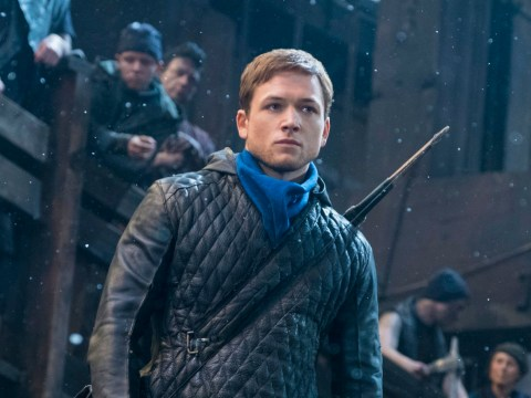 Taron Egerton stars in first trailer for new dark and edgy Robin Hood