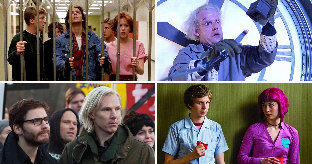 10 of the best Hollywood nerds you can find on Netflix this Geek Pride Day