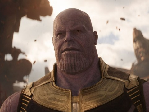 Big Thanos mystery from Avengers Infinity War explained as fan spots how he recovered from Thor's attack