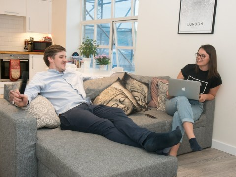 What I Rent: Christie and Dom, £1,100 for a flat in Lewisham