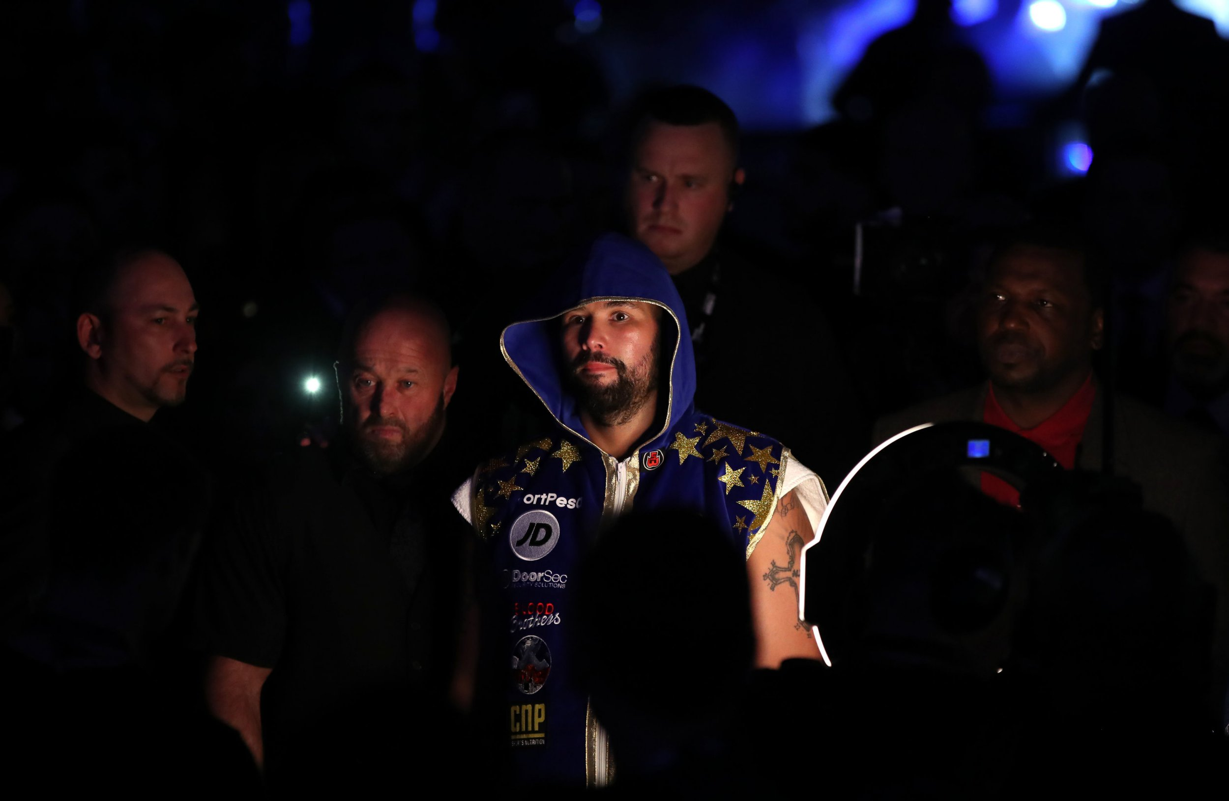 Tony Bellew 'mutually agrees' to fight undisputed cruiserweight champion Oleksandr Usyk