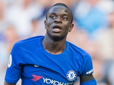 Thibaut Courtois backs Tiemoue Bakayoko to be 'formidable' alongside N'Golo Kante at Chelsea