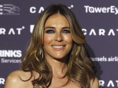 Elizabeth Hurley confesses to looking 'dreadful' on sad days and credits happiness for keeping her young
