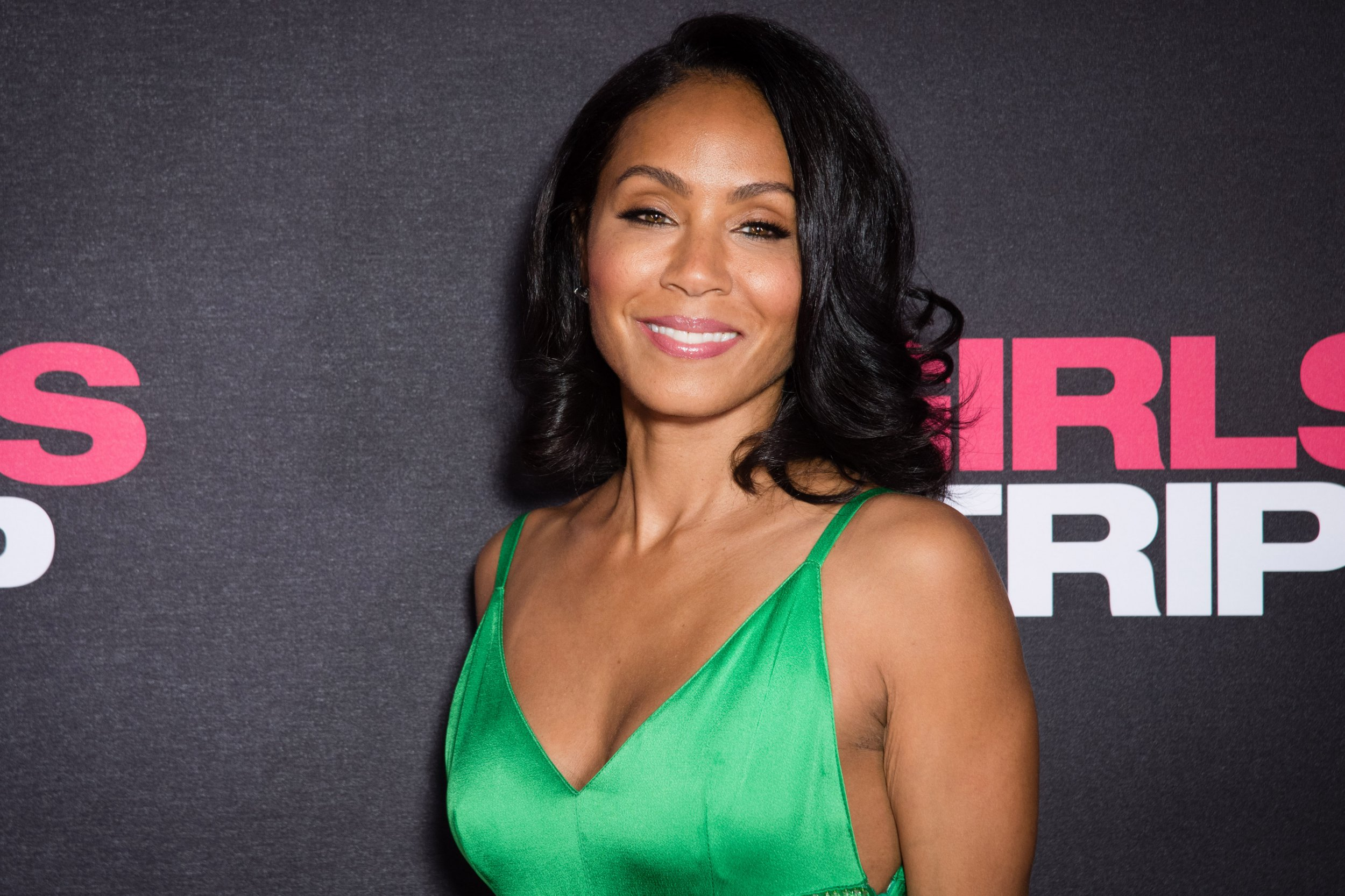 Jada Pinkett Smith claims her vagina is 'like a 16-year-old's': 'It's a little beautiful peach'