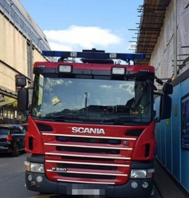 "East Grinstead,West Sussex Tuesday 9th May 2018 Outcry after fire engine gets parking ticket A fire engine was issued with a parking ticket while the on duty crew staffing it were using the gym. But a backlash on social media has seen a change of heart and the local council responsible for issuing the ticket has said it will be revoked The on duty crew were using the gym in East Grinstead on Friday, May 4 because their own facilities at the fire station are being refurbished. But when the crews returned they found that a traffic warden had issued a ticket. On it's Facebook page, East Grinstead fire station said: ""Just a very quick note in response to the viral pictures flying around at the moment that this situation is being dealt with. ""We understand and appreciate everyone has a job to do and that?s how our society works. ""We will always respect this but always challenge professionally when needed. ""At the time our immediate response crew were using fitness facilities in the Atrium as our facility is undertaking maintenance. ""They believed they were parked appropriately and were still able to be on the appliance within 47 seconds for an emergency."" Councillor Gary Marsh , Mid Sussex District Council?s Cabinet Member for Service Delivery, stated ?On Friday 4 May one of our Civil Enforcement Officers (CEO) was patrolling the area of Little King Street in East Grinstead and identified that a fire engine was parked in a bay designated for Police vehicles only. ""A PCN was issued. However, since then it has come to our notice that the fire crew were on official duty and we have notified the Fire Service that the ticket will be withdrawn.? The parking ticket has now been withdrawn?Credit: Dean Price The East Grinstead crews have now been offered free gym membership by Vicki Price and Wayne Halmes from Chartham Park golf course in East Grinstead where they can now park without fear of getting ticket?UKNIP"