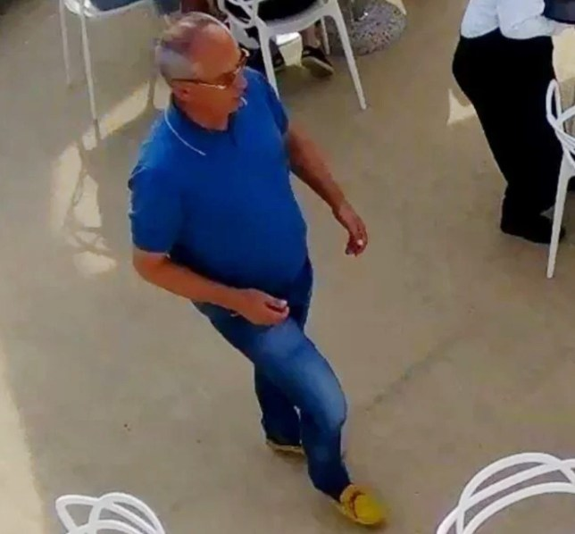 Metropolitan Police detectives have issued this photograph of Vinko Osmakcic, a Croatian national who they wish to trace in connection with the theft of three rings, collectively worth more than ?2 million, from an event at the Royal Hospital Chelsea in 2017. PRESS ASSOCIATION Photo. Issue date: Wednesday May 9, 2018. Police say that he may also be known as Vinko Tomic or Juro Markelic and is believed to be responsible for a number of high-value diamond thefts throughout Europe. See PA story POLICE Diamonds. Photo credit should read: /PA Wire NOTE TO EDITORS: This handout photo may only be used in for editorial reporting purposes for the contemporaneous illustration of events, things or the people in the image or facts mentioned in the caption. Reuse of the picture may require further permission from the copyright holder.
