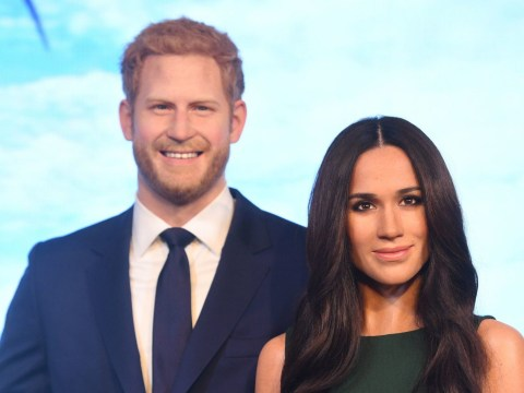 Meghan Markle waxwork unveiled by Madame Tussauds – but does it look anything like Prince Harry's bride?