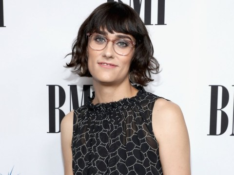 Teddy Geiger makes first red carpet appearance since announcing she is transitioning