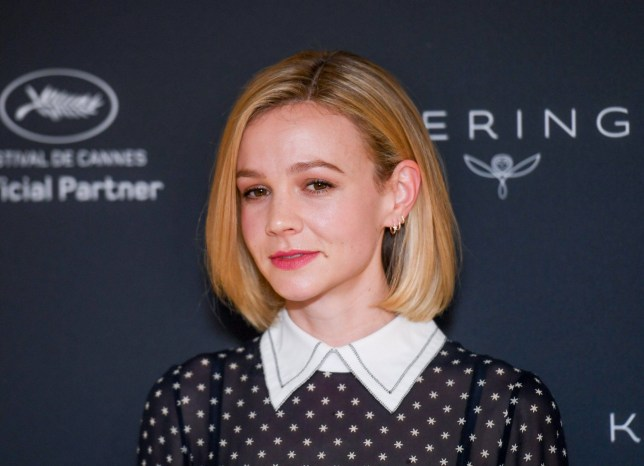 CANNES, FRANCE - MAY 10: Carey Mulligan attends the Kering Women In Motion event with Carey Mulligan during the 71st annual Cannes Film Festival at Majestic Hotel on May 10, 2018 in Cannes, France. (Photo by Stephane Cardinale - Corbis/Corbis via Getty Images)