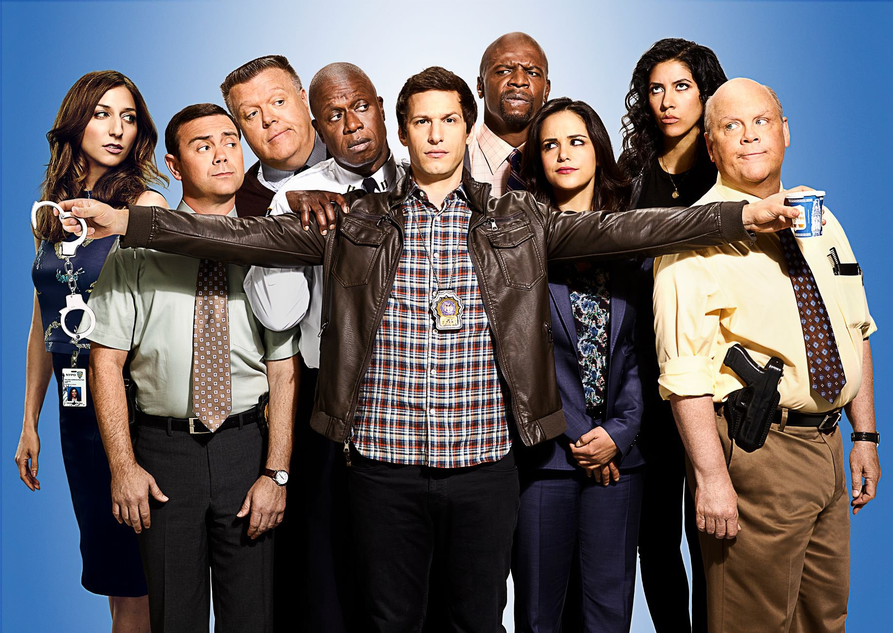 Brooklyn 99 cancelled Fox