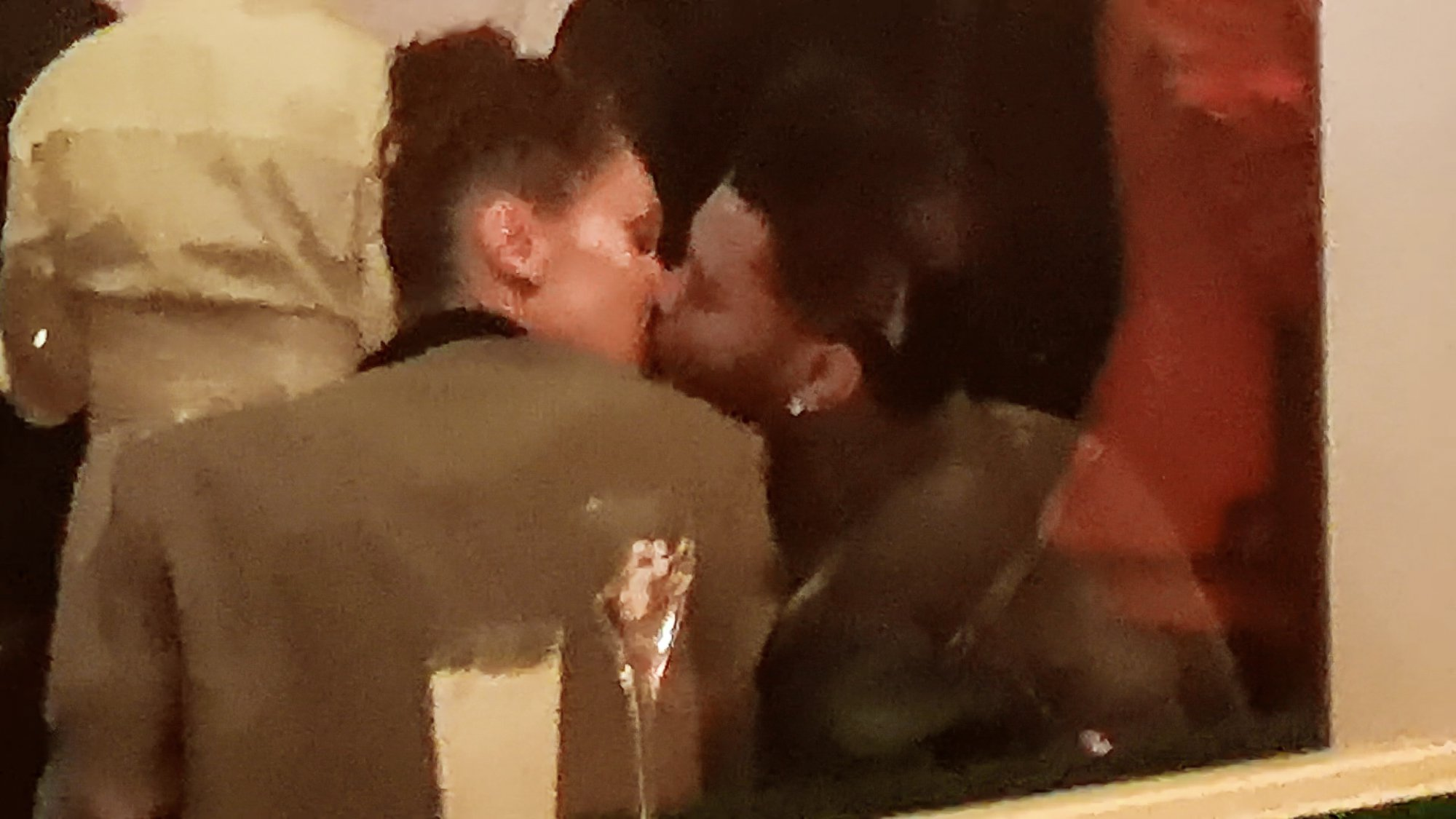Bella Hadid and The Weeknd reignite their passion with a kiss at Cannes Film Fesitval 2018