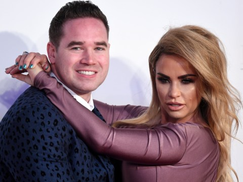 Katie Price lashes out at ex husband Kieran Hayler in cryptic social media post