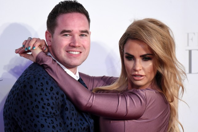 Katie Price lashes out at husband Kieran Taylor | Metro News