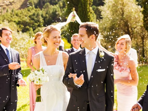 If you think you'd be a good wedding planner, prepare for a life of penury