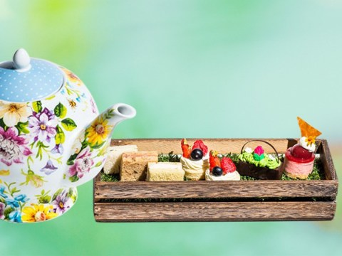 Chelsea Flower Show: Best floral afternoon teas in London you have to try this season