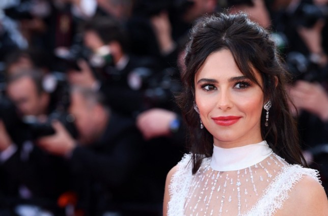 Mandatory Credit: Photo by David Fisher/REX/Shutterstock (9667959h) Cheryl 'Ash Is Purest White' premiere, 71st Cannes Film Festival, France - 11 May 2018