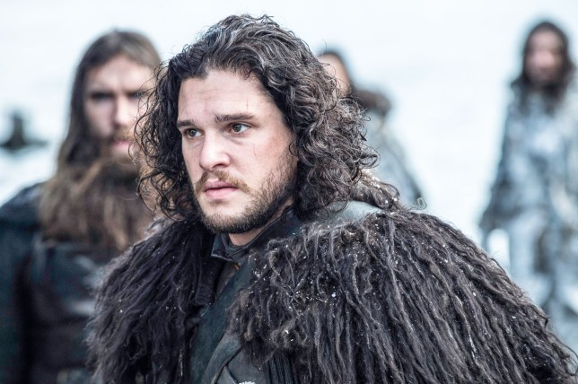 Game of Thrones. Series 5. Episode 8. Hardhome. Harington, Kit as Jon Snow