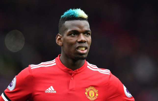 File photo dated 31-03-2018 of Manchester United's Paul Pogba PRESS ASSOCIATION Photo. Issue date: Sunday May 13, 2018. Overtaken as the world's most expense player in the summer of 2017 by Neymar, Pogba's stock at Manchester United fell. See PA story SOCCER Premier League Fortunes. Photo credit should read Anthony Devlin/PA Wire.