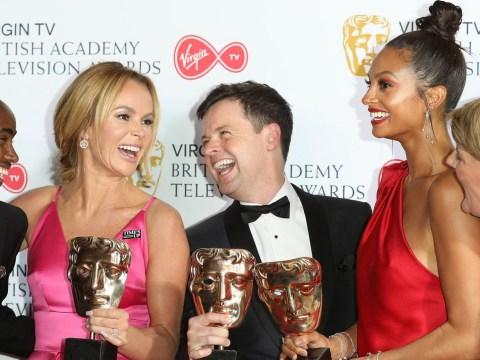 Who won the Baftas 2018 – TV awards winners list from Love Island to Rio Ferdinand