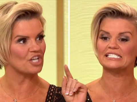 Kerry Katona opens up on drugs past and she reveals she wants to be a life coach to help Danniella Westbrook