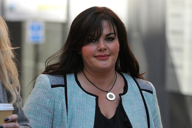 The ex-wife of Manchester ?swing king? Cole Page trashed his Mercedes with a golf club during a driveway row outside her home, a court heard. Suzanne Page, 49, who has undergone an ?acrimonious? divorce with the singer, was found guilty of criminal damage after a trial at Manchester magistrates? court. caption: Suzanne Page, estranged wife of 'swing king' Cole Page, leaving Manchester Magistrates