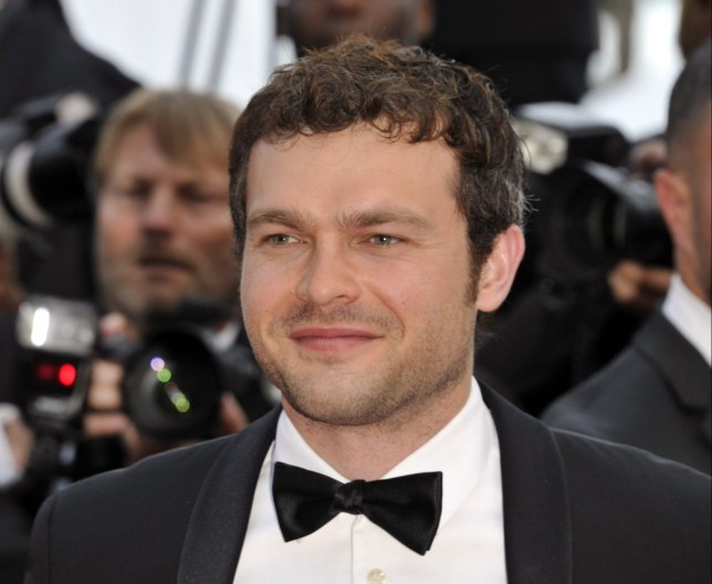 """71st Cannes Film Festival 2018, Red carpet film """"'Solo A Star Wars Story '"""". 15 May 2018 Pictured: 71st Cannes Film Festival 2018, Red carpet film """"'Solo A Star Wars Story '"""" Alden Ehrenreich. Photo credit: Pongo / MEGA TheMegaAgency.com +1 888 505 6342"""