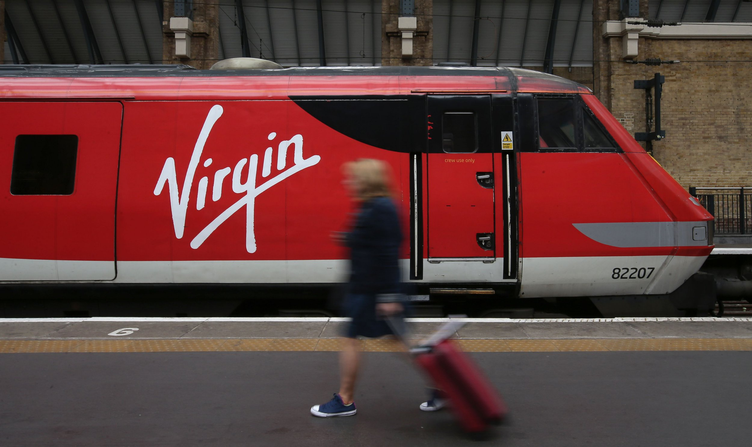 Uber and Virgin Trains have teamed up to provide cabs to stations