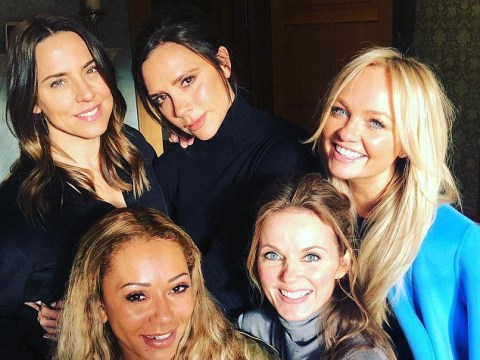 Mel B's tell-all book could put paid to Spice Girls reunion with details of spats