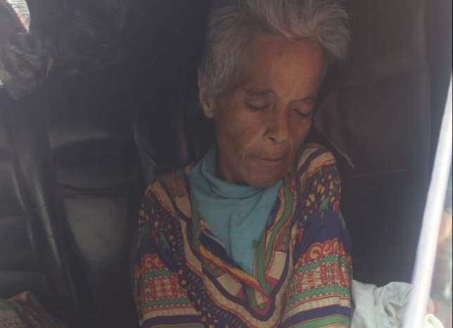 """Pic shows: The alleged beggar, Fatma Muhammed Osman. People who donated to a disabled beggar in the Lebanese capital Beirut were shocked to discover she had almost a million pounds in the bank. Police said they were surprised when they turned up investigate the death of Fatima Othman to find that she had two bags containing 5 million LBP (2,457 GBP) in cash. But they were even more surprised when they found a deposit book for a local bank, and when they looked inside realised it contained a further 1.7 billion LBP (835,000 GBP) in savings. Police spokesman Joseph Musallem said there was nothing suspicious about the death and the 52-year-old simply died of a heart attack. But he said that the discovery of the cash and the savings book """"was a big surprise"""". Locals who knew the woman, many of whom donated her money and food, said they were also surprised about the amount of cash that she had. She became a minor celebrity after a snap of a kindhearted Lebanese soldier providing her with a drink and food because she was unable to use her hands or feet was posted online. The soldier even won praise from his commander for his """"compassion and humanity."""" After her death, police to track down her family in the town of Ain Al-Zahab in Akkar in northern Lebanon and they collected her body which has now been buried. Her family had not realised she was rich either and it is believed she was too scared to admit that she had any money in case she was robbed, and so had carried on begging because it was what she knew. Local said that Othman had lost her hands and feet during the Lebanese Civil War."""