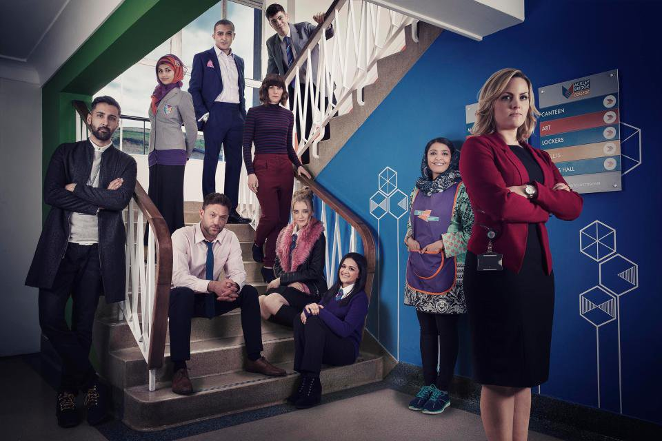 EXCL: Ackley Bridge Credit: Channel 4