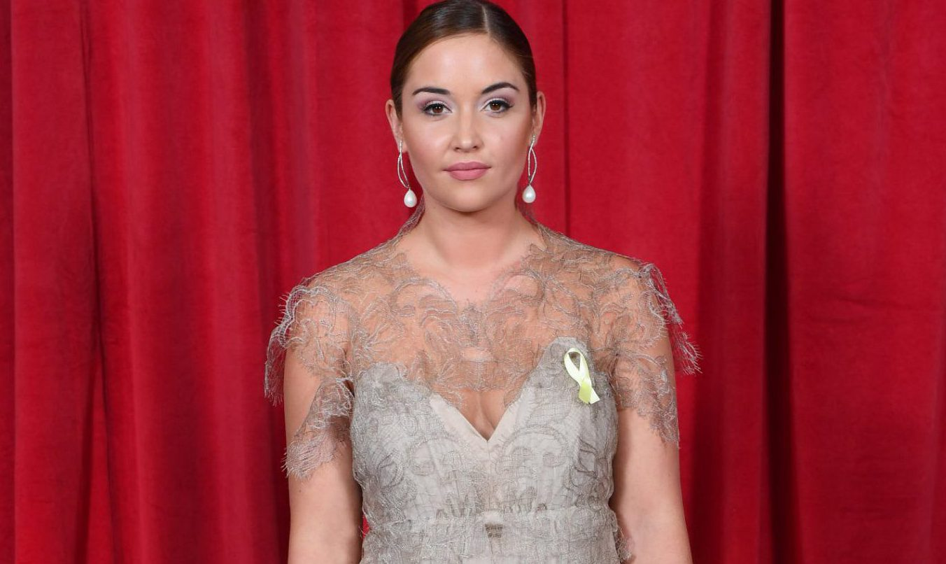 Jacqueline Jossa Reveals She Feels Happy And Sexy Again As She Shows Off Post Baby Body