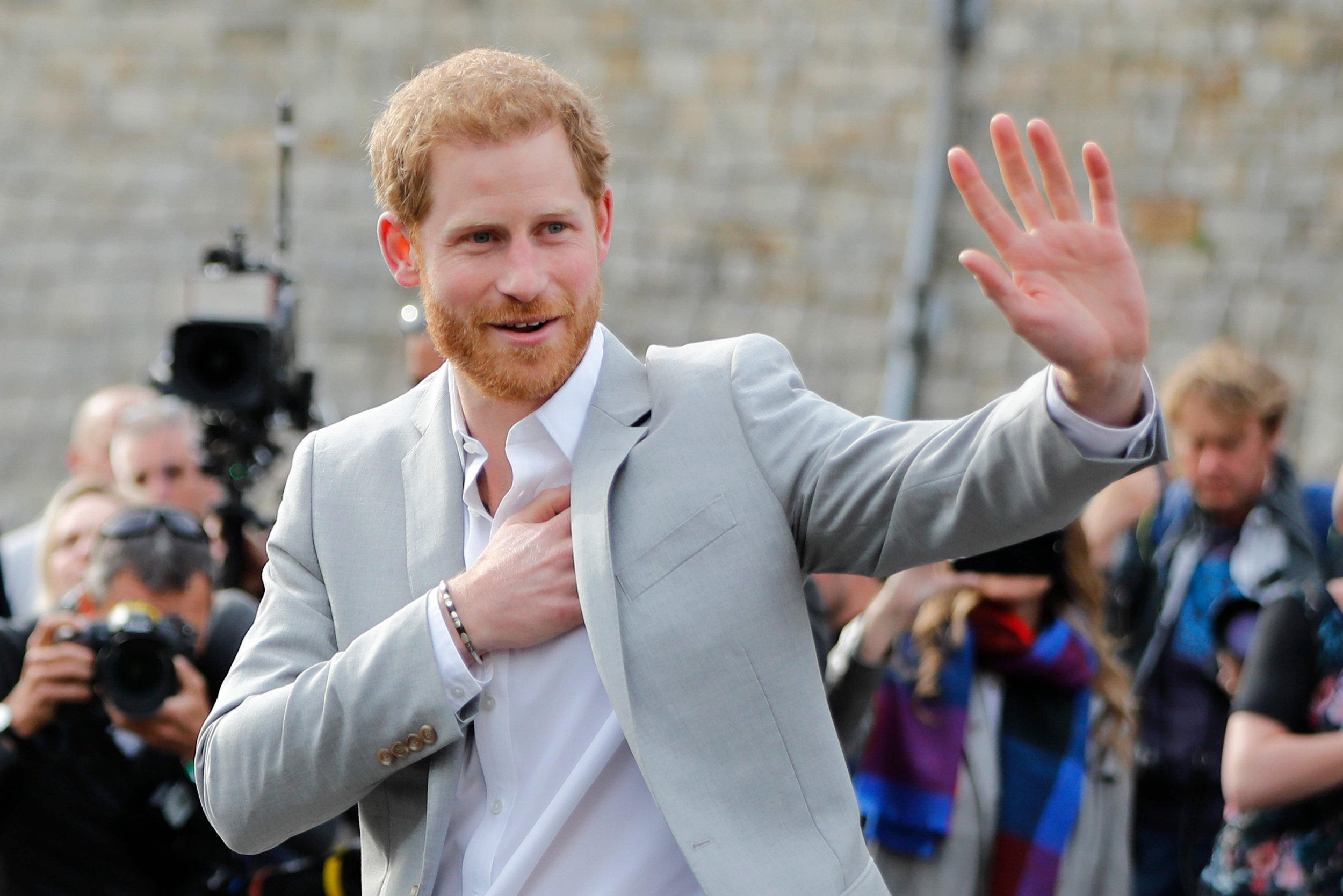 Why is Prince Harry called Henry as he and Meghan Markle are given the title of Duke and Duchess Of Sussex?