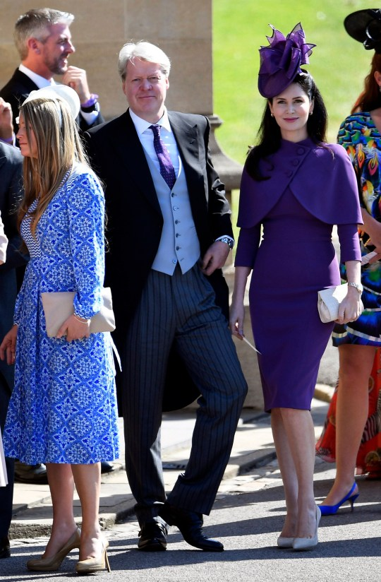 Who is Kitty Spencer – Diana's niece who attended the royal
