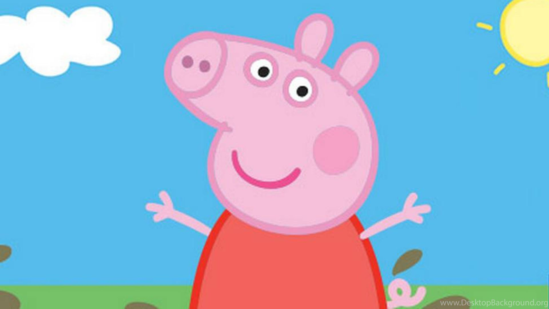 Picture: Channel 5 Peppa Pig star earns shittone