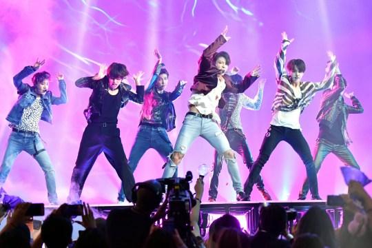 BTS America's Got Talent performance confirmed as US tour