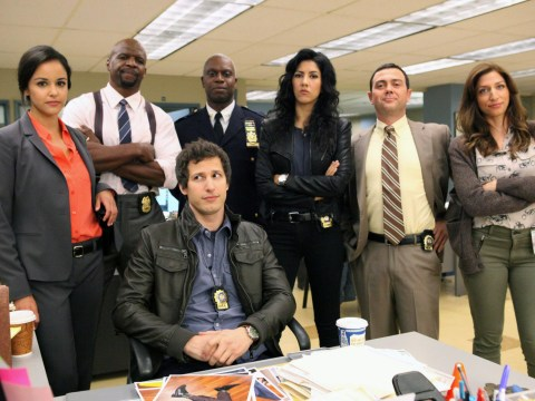 Andy Samberg parties as Brooklyn Nine-Nine gets five more episodes added to sixth season