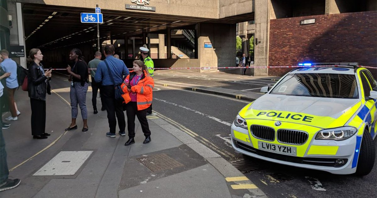 London estate evacuated after unexploded bomb found