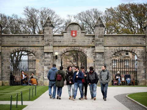 Where you're from will determine what university course you're likely to take