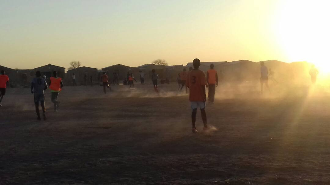 Matabeleland using football to repair wounds of genocide in Zimbabwe METRO GRAB taken from: https://twitter.com/MatabelFootball/status/993795187192328192 Credit: Matabeleland Footbal/Twitter