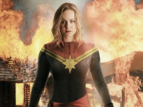 Brie Larson's Captain Marvel will 'lead the entire MCU' and white male snowflakes are not happy