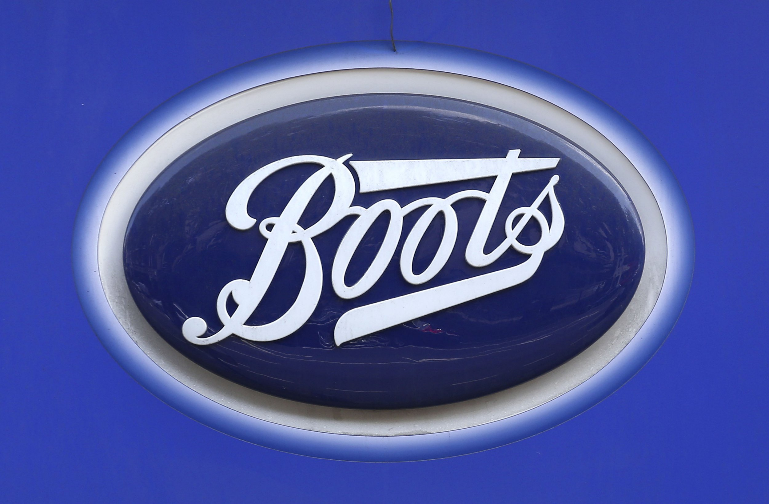 Boots the Chemist shop in Knightsbridge, London, as US retailer Walgreens has confirmed it is to take full control of Boots the Chemist owner Alliance Boots after announcing a £9 billion cash and shares deal to swallow up the 55\% of the company it does not already own.