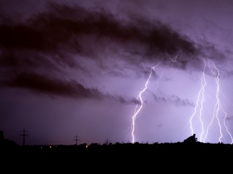 Bank Holiday set to be a washout, with thunderstorms and flooding predicted across the UK