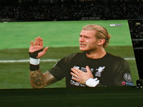 Loris Karius posts apology: I'm infinitely sorry to my teammates, for you fans, and for all the staff