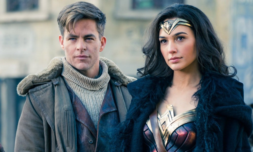 Is Chris Pine coming back for Wonder Woman 2?