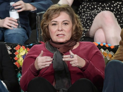 Roseanne Barr needs to take a breather as she 'blames Michelle Obama' for axing of ABC show following racist tweet