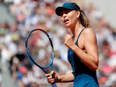 Maria Sharapova sets up box office Karolina Pliskova tie at the French Open